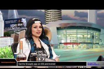 Snow Tha Product Joins Snoop Dogg On GGN