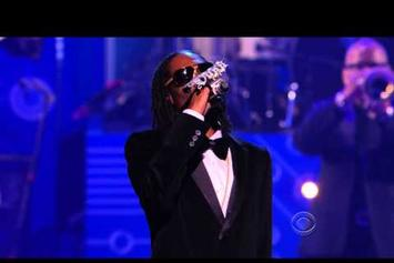 Snoop Dogg Performs Live For Obama & Herbie Hancock