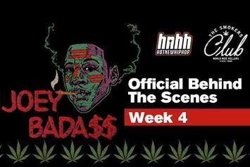 Joey Bada$$ Takes Us On The Smokers Club Tour (Behind-The-Scenes) Episode 3