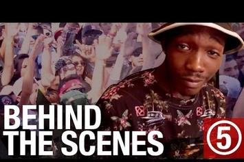 Dizzy Wright - Golden Age Tour (Behind The Scenes - Episode 5)