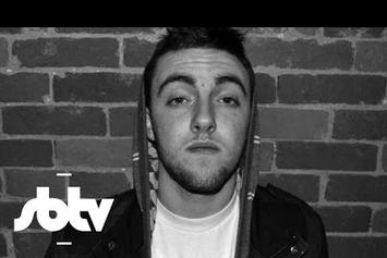 Mac Miller Freestyles Over Biggie Instrumental
