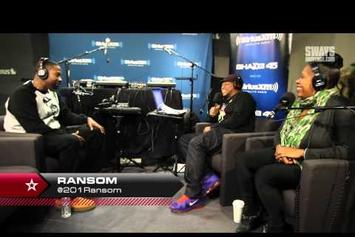 "Talks New Album ""The Proposal"", Nicki Minaj & Freestyles"