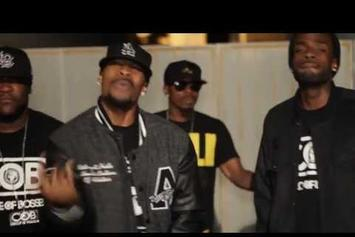 Crooked I Presents: COB Cypher 2013