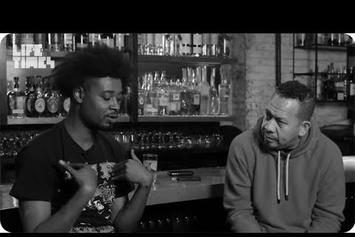 """Danny Brown """"The Truth Interview w/ Elliot Wilson"""" Video"""