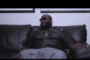 """Rick Ross Talks About """"Mastermind"""""""