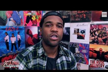 "A$AP Ferg ""Recites the First Poem He Ever Wrote "" Video"