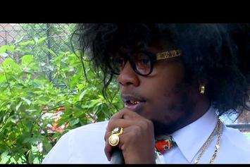 "Trinidad James ""Reveals Upcoming Mixtape, Talks Producers"" Video"