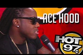 """Ace Hood """"Speaks On New Album, Trayvon Martin Case, & Watch Malfunction With Hot 97"""" Video"""