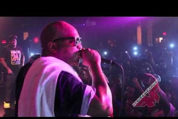 "The Lox ""Performs At B.B. Kings"" Video"