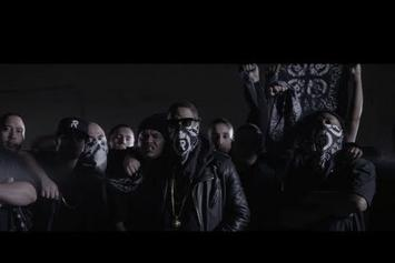 "Ryan Leslie ""The Black Flag"" Video"