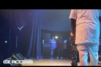 """Trae Tha Truth Feat. T.I., Lil' Duval, Big K.R.I.T. & Mystikal """"Birthday Concert At House Of Blues """" Video"""