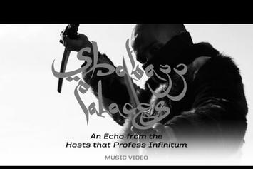 """Shabazz Palaces """"An Echo From The Hosts That Profess Infinitum"""" Video"""