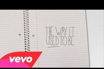 "Mike Posner ""The Way It Used To Be (Lyric Video)"" Video"