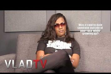 """Gangsta Boo """"Discusses Her Love For White Boys"""" Video"""