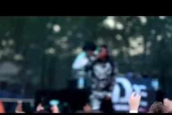"Kendrick Lamar ""A.D.H.D. Live @ Governor's Ball 2013"" Video"