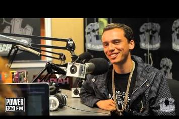 """Logic (MD) """"Talks Signing To Def Jam, Meeting Nas, & Becoming The Best"""" Video"""