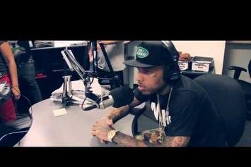 """Kid Ink """"Announces """"Almost Home"""" EP Details & Joining Kendrick's """"GKMC"""" Tour on Power 106 """" Video"""