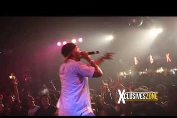 """Curren$y """"Brings Out Stalley & Smoke DZA At B.B. King's"""" Video"""