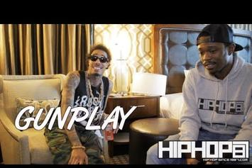 "Gunplay ""Reveals Album Title Change"" Video"