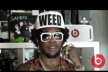 "Trinidad James ""Talks On Debut Mixtape & Sneaker Collection"" Video"