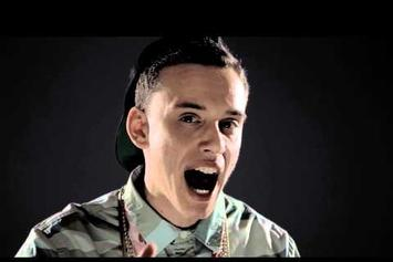 "Logic (MD) ""2013 XXL Freshmen Freestyle"" Video"
