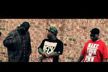 "Project Pat Feat. Nasty Mane & Gorilla Zoe ""Pop This Pill"" Video"