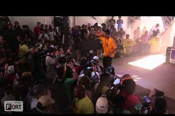 "Earl Sweatshirt Feat. Flying Lotus ""Whoa (Live At SXSW)"" Video"