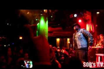 "Smoke DZA ""Speaks On Being A Weed Rapper & His Name"" Video"