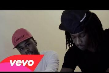 "SpaceGhostPurrp Feat. Nell ""No Trouble"" Video"