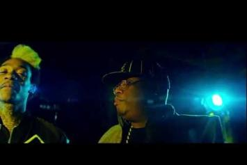 "E-40 & Too Short Feat. Wiz Khalifa ""Say I"" Video"