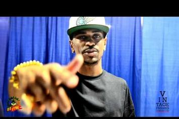 "Big Sean ""Vintage Frames Company: Vintage Sunglasses Appointment "" Video"