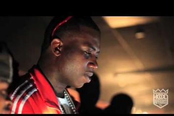 "Gucci Mane ""Writing On the Wall Pt. 2 Trailer"" Video"
