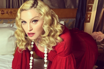 Madonna Says She Co-Wrote A Song On Kanye West's New Album