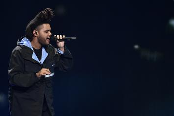The Weeknd Wins Artist Of The Year At The 2015 Juno Awards