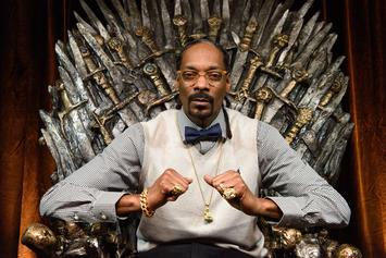 Snoop Dogg Is Producing An HBO Series