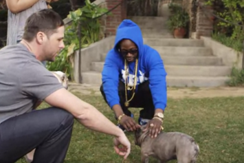 """2 Chainz Pets An $100K Pooch On """"Most Expensivest Shit"""""""