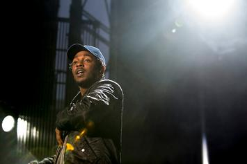 """First Week Sales For Kendrick Lamar's """"To Pimp A Butterfly"""""""