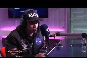 Logic Freestyles On Tim Westwood
