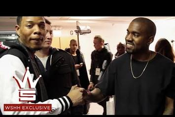 """Meeting & Performing With Kanye West """"The Other Day"""""""
