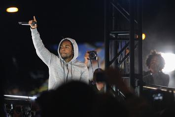 "Kendrick Lamar Reveals Meaning Behind ""To Pimp A Butterfly"" Album Title"