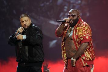 "Rick Ross & DJ Khaled Talk New Meek Mill Album, Announce ""Self Made, Vol. 4"""