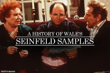 A History Of Wale's Seinfeld Samples