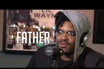 "Father Talks About ""The Wu-Tang Hole"" & Being A Nerd On HOT 97"