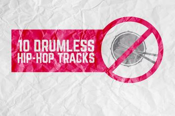 10 Drumless Hip-Hop Tracks