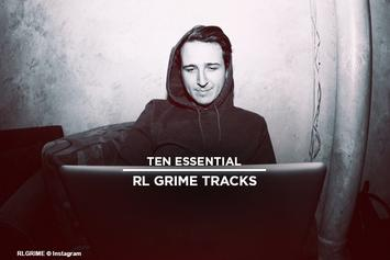 10 Essential RL Grime Tracks