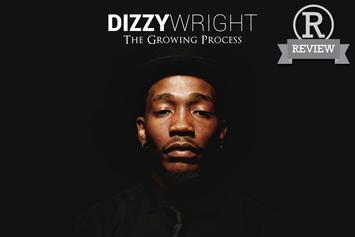 """Review: Dizzy Wright's """"The Growing Process"""""""