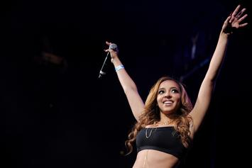Tinashe Is Working With The World's Biggest Pop Producers For Her Next Album