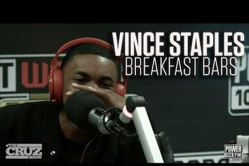 Vince Staples Freestyles On The Cruz Show