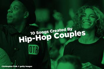 10 Songs Created By Hip-Hop Couples