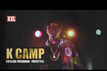 K Camp's XXL Freshmen Freestyle & Profile